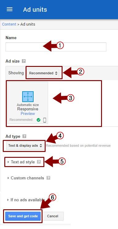Google Adsense के Ads Blog में कैसे