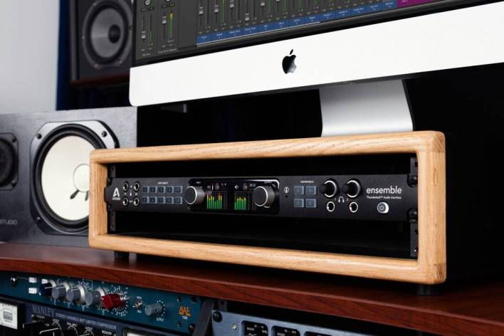 Apogee Rackmounted Interfaces for Music Production