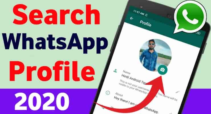 Search Whatsapp Profile App For Android