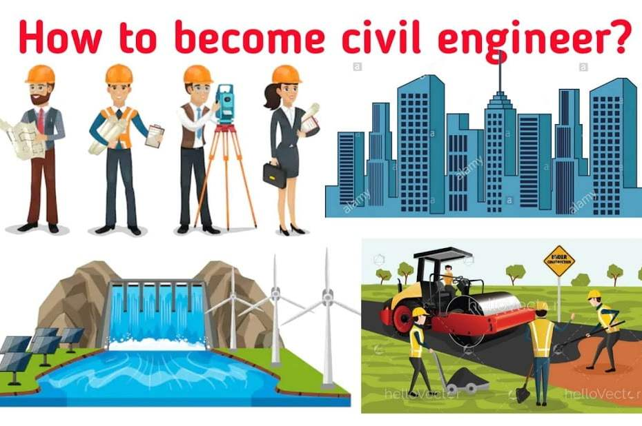 how to become civil engineer