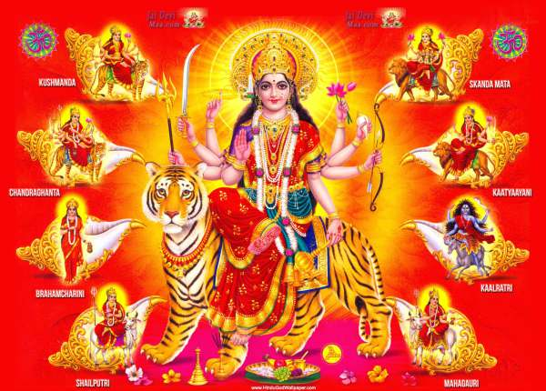 Chaitra Navratri Puja Vidhi In Hindi