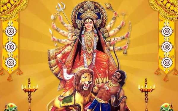 Maa Durga Poem in Hindi