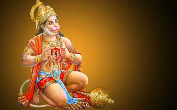 hanuman jayanti image in hindi