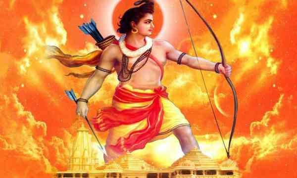 Jai Shri Ram Attitude Status in Hindi