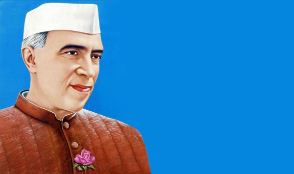 Jawaharlal Nehru Poems in Hindi language