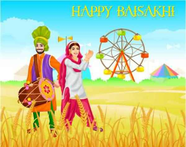 baisakhi festival photos wallpapers