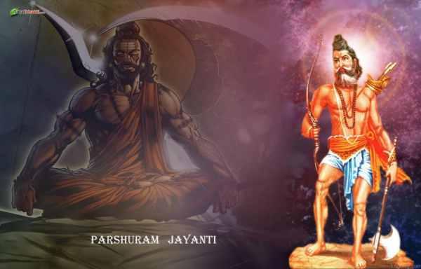 images of parshuram jayanti