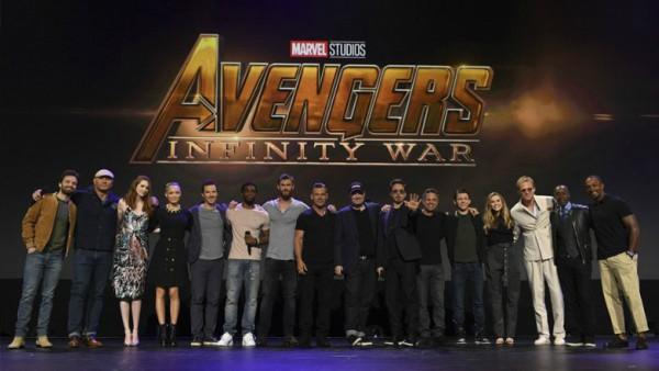 Avengers 3 Infinity War Full Movie Online