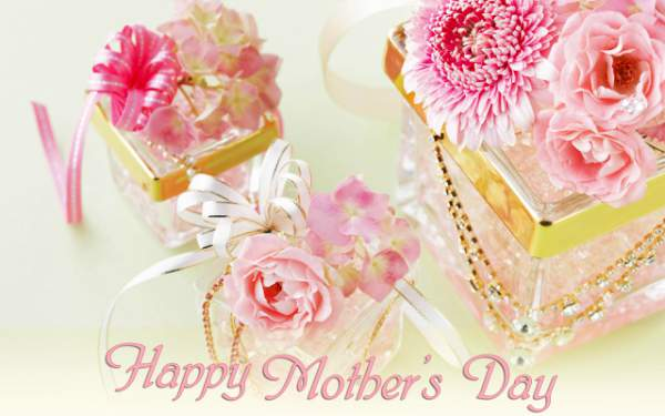 happy mother day 3d image
