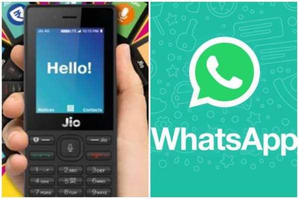 Jio Phone Me Whatsapp Kab Aayega