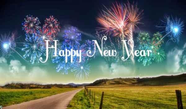 New year hd wallpaper