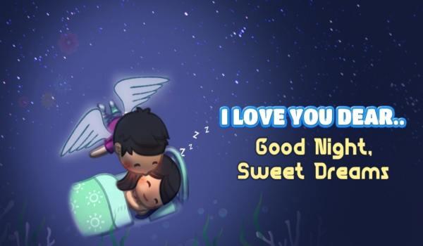 Good Night Image wish