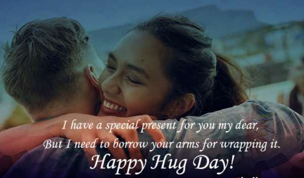 Hug day photo download