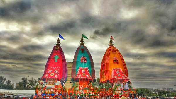Images of Rath Yatra