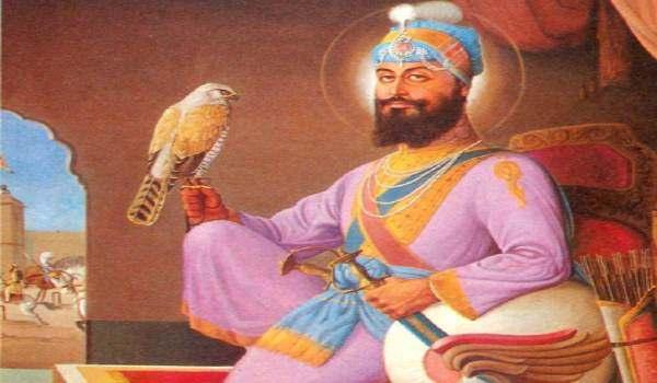 Guru Hargobind Ji in hindi
