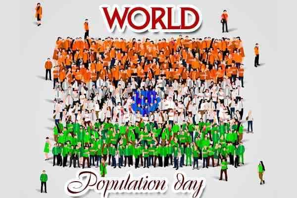 World Population Day Cartoon