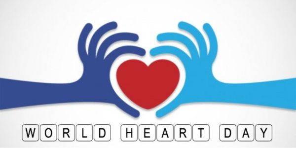 World Heart day 2019 sms