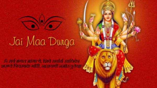 Durga ashtami images hd