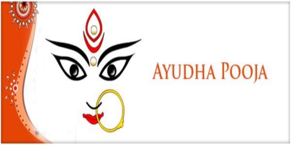 How to do ayudha pooja