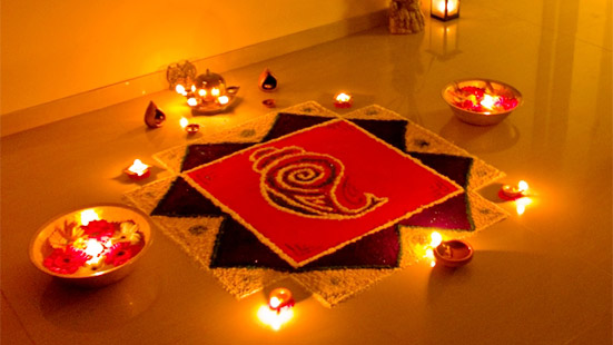 diwali decoration ideas image 2
