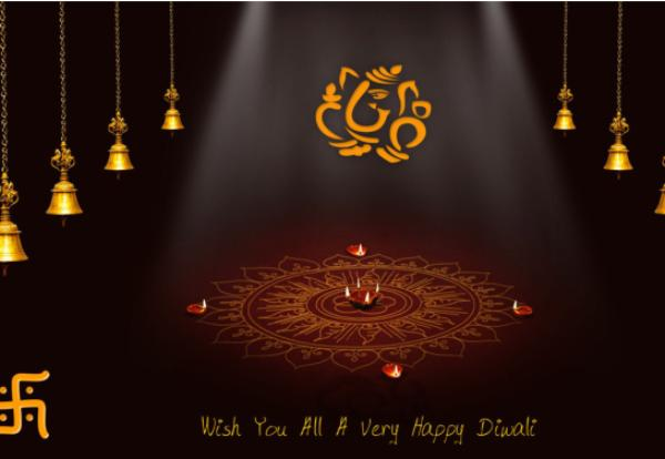 diwali images with quote