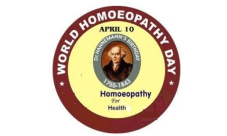 Homeopathy day in India