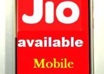 reliance gio 4g smartphone list
