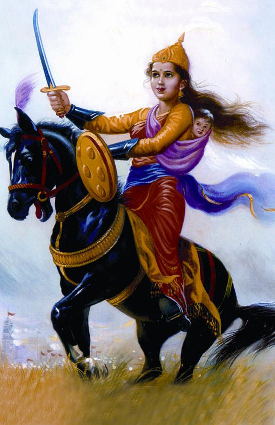Rani Laxmi Bai in hindi - Rani Laxmi Bai History