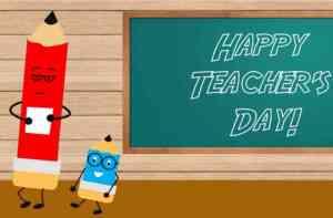 शिक्षक दिवस पर शायरी 2019 - Teachers Day par Shayari in Hindi 2019 for Facebook and Whatsapp