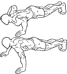 push ups for good chest
