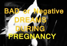 bad dream during pregnancy in hindi