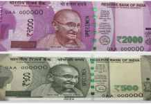 Rs.500, Rs.1000 notes Banned