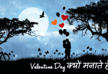 Valentine Day Kyu Manate Hai
