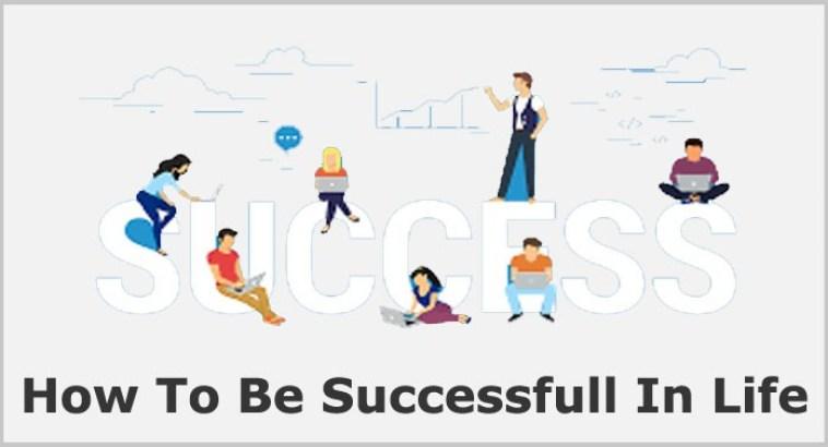 Life me success kaise ho