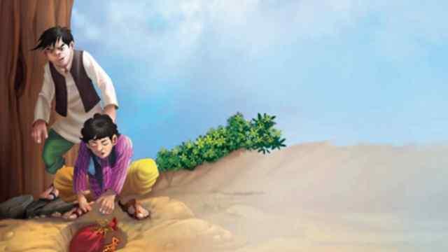दो मित्रों की कहानी Moral Story in Hindi