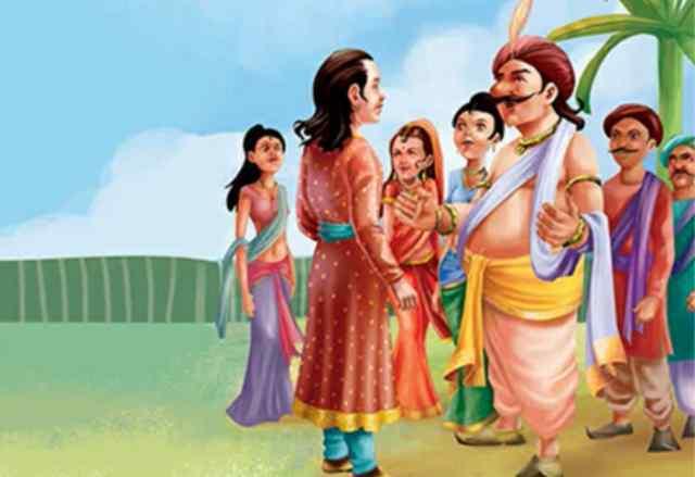 व्यापारी के बेटे की कहानी Moral Stories In Hindi