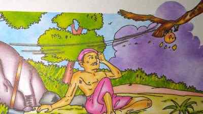 कड़हारा और बाज Moral Stories in Hindi for Child