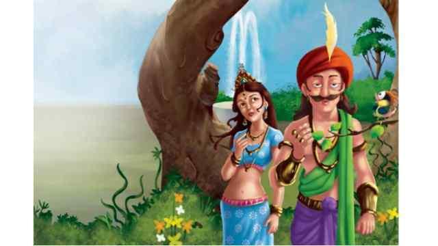 पाशुओं की भाषा जानने वाला राजा Moral Story in Hindi