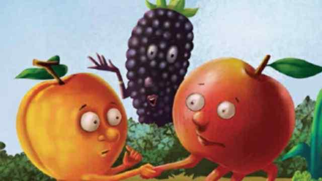 आडू और सेब Moral Story in Hindi