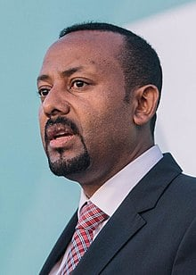 Abiy ahmed biography in Hindi