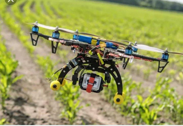 ड्रोन कृषि