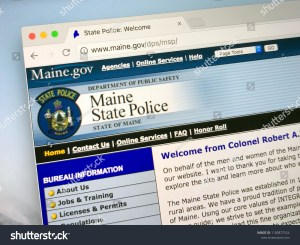 All state police department website