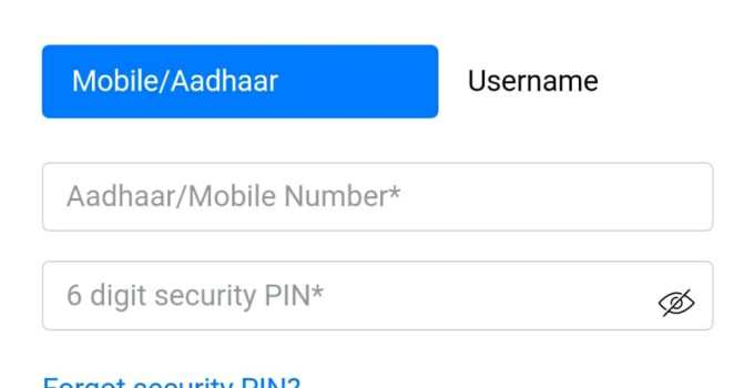 digilocker login id password , how to login in digilocker