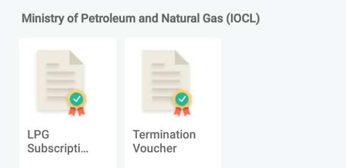Ministry of Petroleum And Natural Gas ( IOCL )