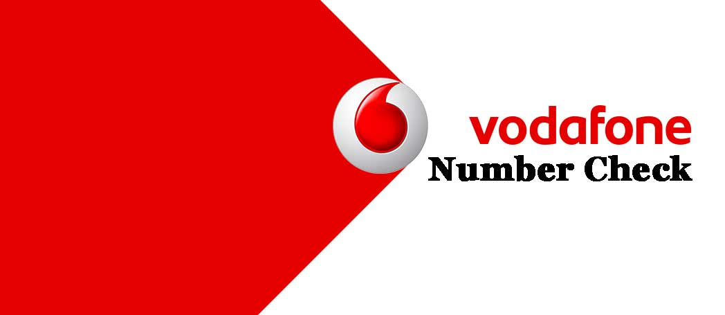 Vodafone Number Check