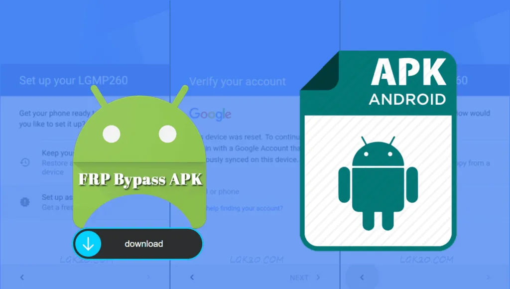 Bypass FRP Lock APK Download