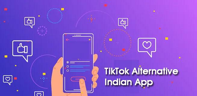 TikTok जैसा Indian App