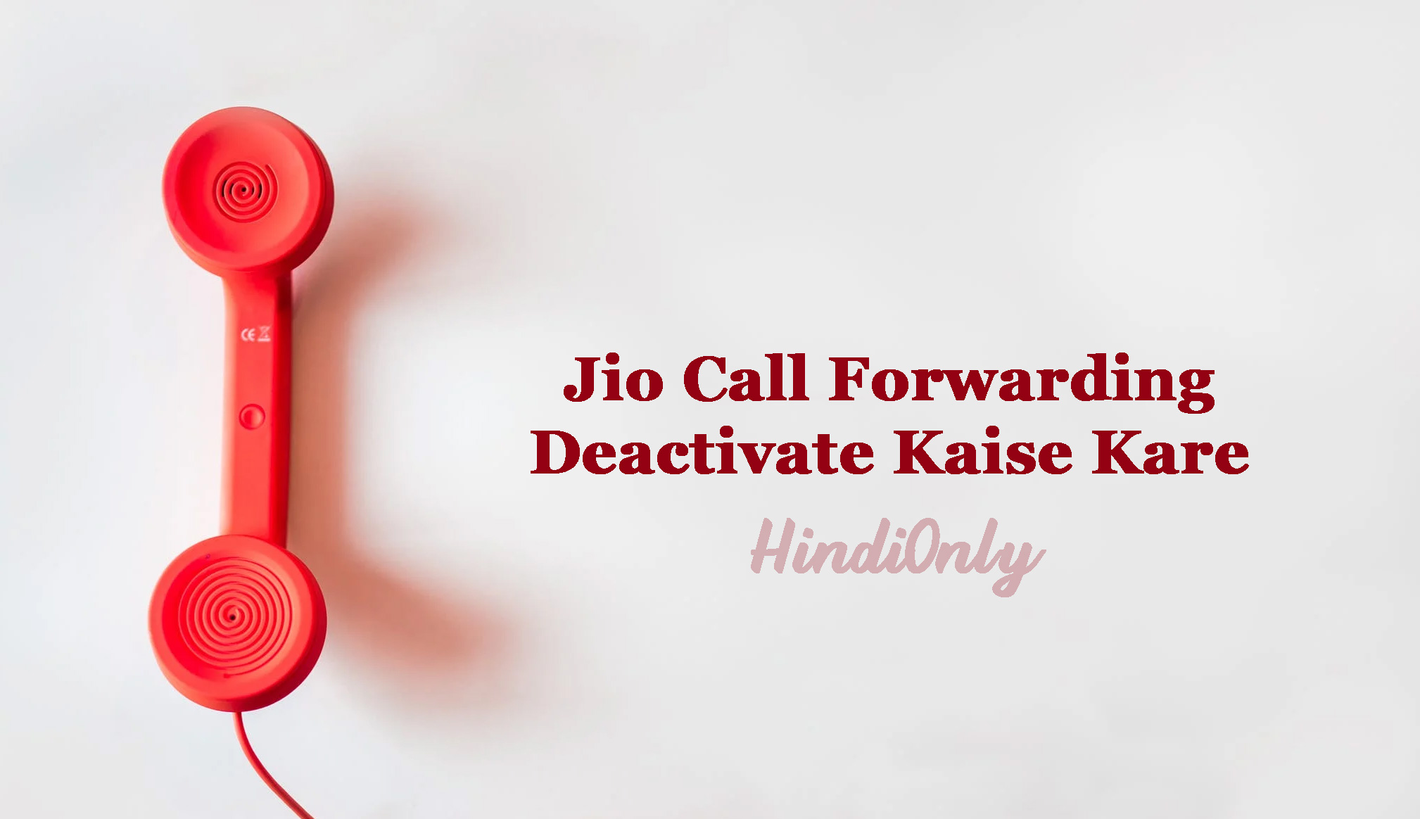 Jio Call Forwarding Deactivate Kaise Kare