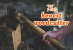 The Honest Woodcutter story in hindi