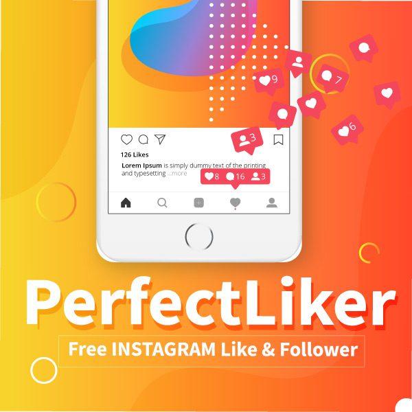 Perfectliker Free Instagram Followers and like